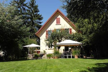In the heart of Switzerland - Haus