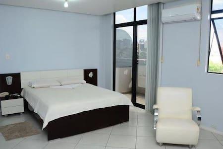 Flat / Apt - Hotel Millenium Center - Manaus - Apartamento