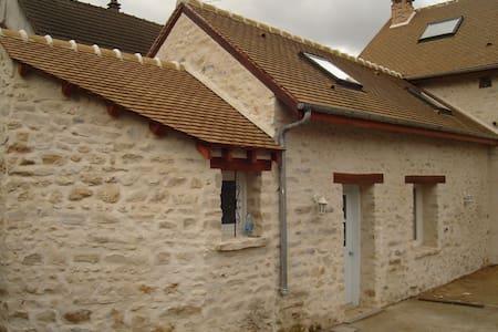 maison en pierre 44 m2 - Baulne