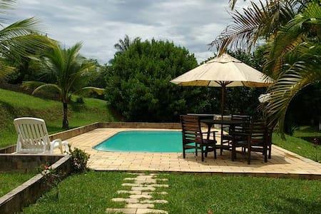 Sitio pousada Casa do Lago - Itaboraí