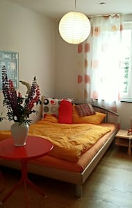 Living in a beautiful Design House - Gipf-Oberfrick - Apartament