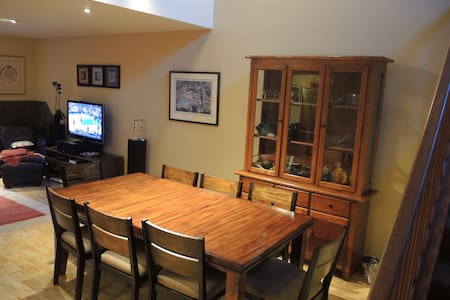 Spacious 5 bedroom Townhouse - Stanford - Maison