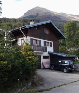 Maison vallée des bellevilles 6 per - Hus