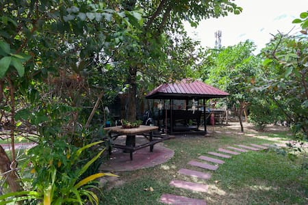 A Quiet Retreat in Macabebe - Rumah