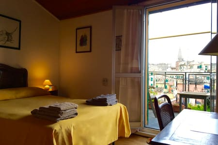 Sleeping in the heart of Genoa! - Wohnung
