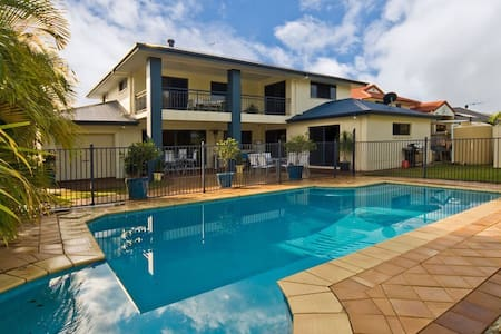 Gold Coast一Brisbane close Golf A - Villa