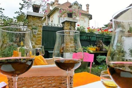 Идеально для семей с детьми и компаний друзей - Villennes-sur-Seine - Penzion (B&B)