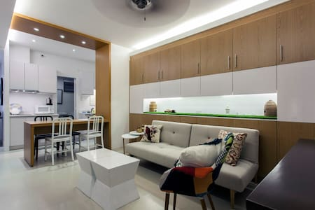 Stylish 1BR n♥ f Manila Makati CBD - Apartment