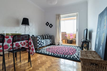 2 bed charming apt central Lisbon - Wohnung