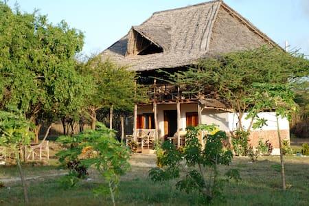 Beautiful banda in stunning 2 acres - Lamu - Maison