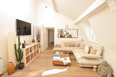 HISTORIC LUXURY LOFT APARTMENT LOUVRE AREA - Flat