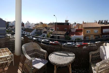 Fantastic Loft for couples - Málaga - Loft