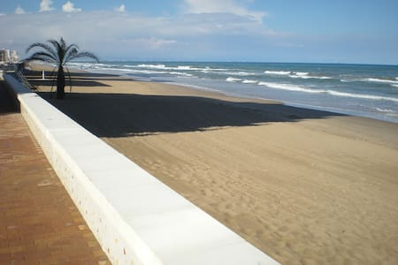 Apartment on the beach, near Valencia - Sueca