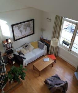 Charming duplex in Primrose Hill - Londres - Loft