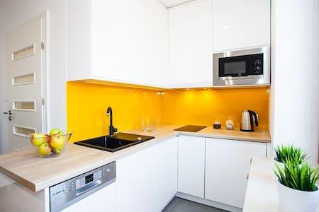 Sunny Apartment in Wieliczka - Wieliczka - Appartement