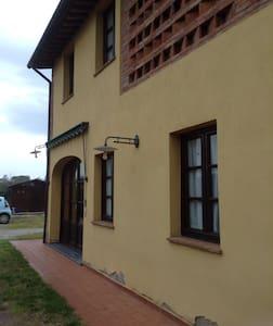 Ex fienile ristrutturato - Haus