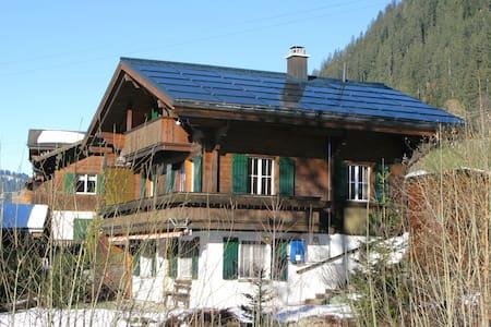 Vrijstaand luxe Chalet in de bergen - Matten (Sankt Stephan) - Almhütte