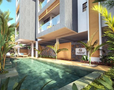 Delux Apartment With Pool View - Flic en Flac