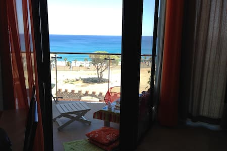 SeaView apt with pool, 50m to beach - Apartment