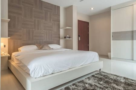 Parkview/Large room/Comfy/Modern 2 - Bangkok - Apartment