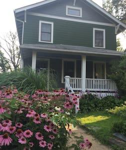 Historic craftsman home - Takoma Park - House