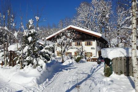 ,,Zum Alten Forsthaus`` Lukas - Reit im Winkl - Chalet