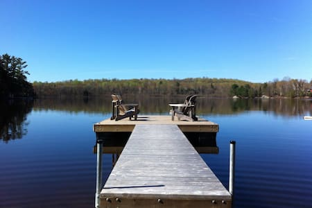 Open concept, updated, cozy cottage - Parry Sound - Hus