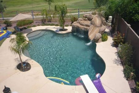 Gorgeous 6 Bed Home Golf Course View Amazing Yard - Mesa - Haus