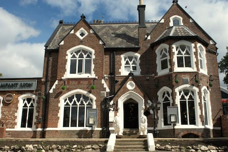 The Rampant Lion Hotel - Manchester - Bed & Breakfast