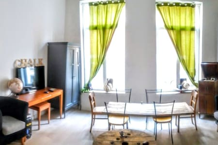 City center double room+Breakfast+Towels/Amenities - Apartment