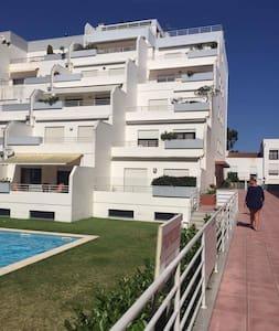 ApartamentoT1+1sofá cama com piscin - Apartment