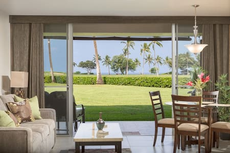 Kaanapali Ocean & Golf View Studio - Lahaina - Condominium