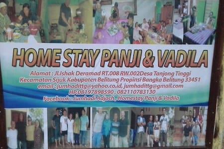 Home Stay Panji & Vadila - Bed & Breakfast