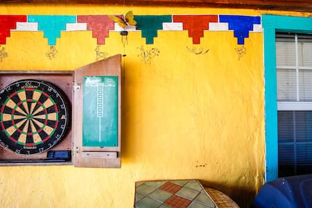 Rancho de la Culebra - Ház