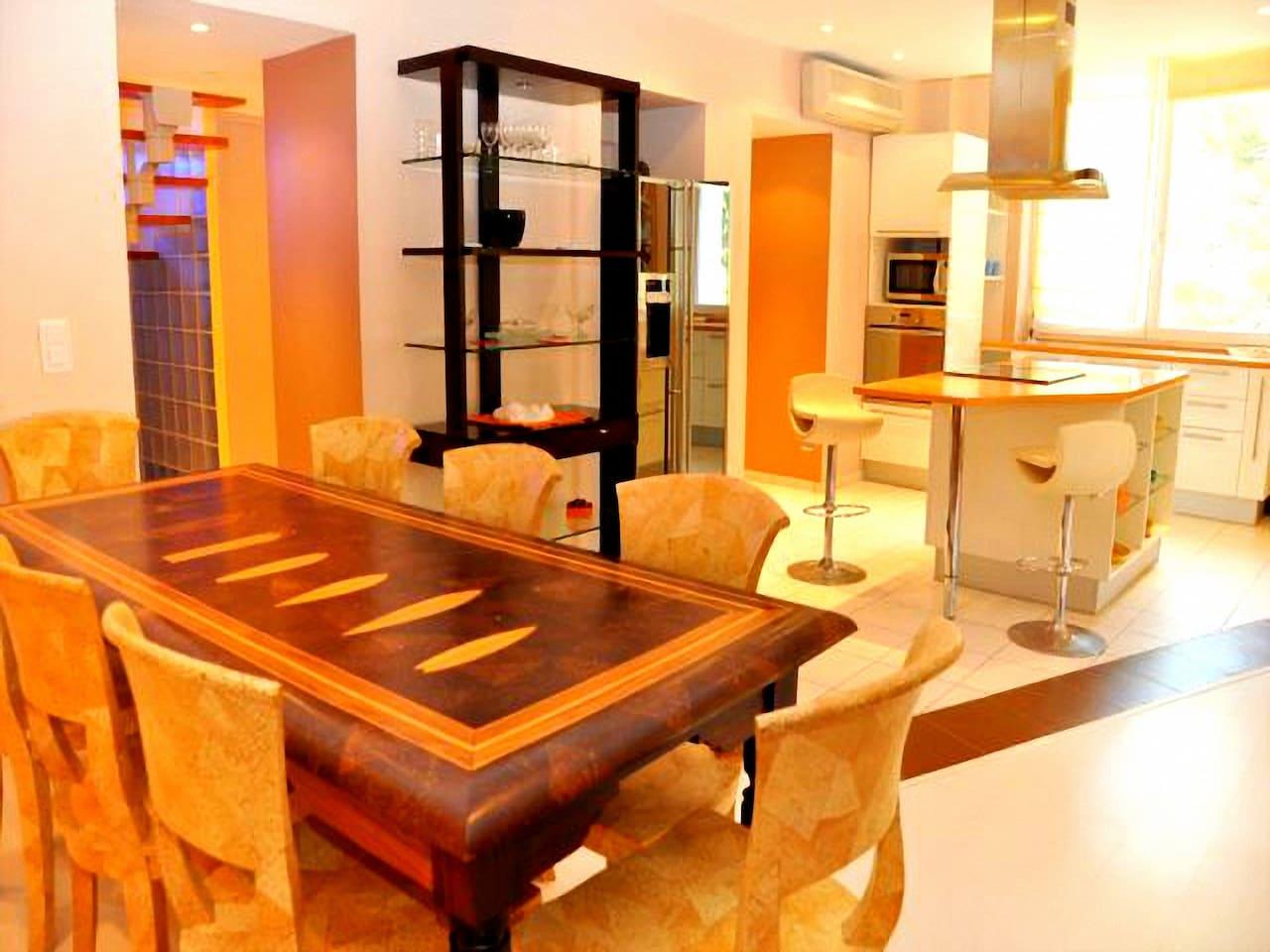 Luxury Duplex Apartment in Cannes