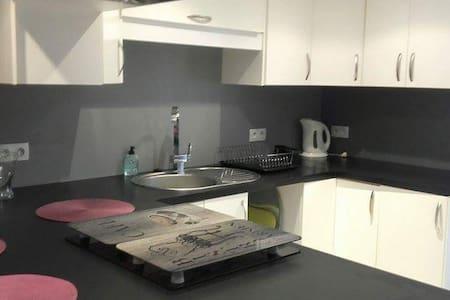 Appartement cosy tout équipé en Maurienne - Apartment