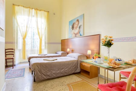 Confort beb camera girasole - Roma - Bed & Breakfast