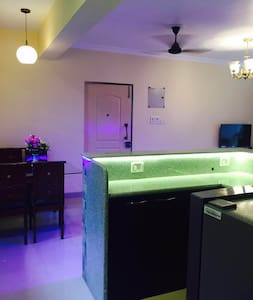 Beautiful apartment with pool @ SIOLIM - Lakás