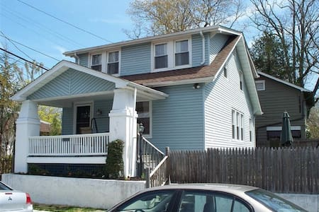 Charming Cottage at the Shore - Asbury Park - Σπίτι