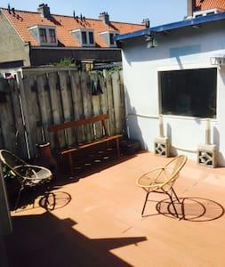 House with Garden (free parking, free bike) - Utrecht - Condomínio