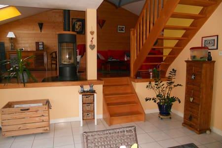 Maison contemporaine  25 mn de Nantes - Casa