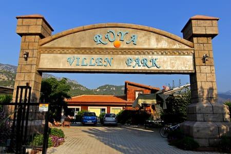ÇIRALI RÜYA VİLLEN PARK - Ulupınar Köyü - Cabana
