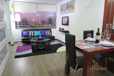 SKY APT IN DOWNTOWN SANTIAGO 2303B - Pis