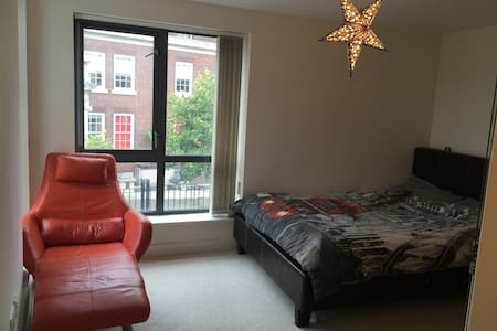 city center double room closecastle - Apartamento