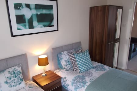 Super Value Comfy Apartment near Town Centre - Leighton Buzzard - Apartment