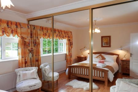 Room No 1 ensuite - Bed & Breakfast
