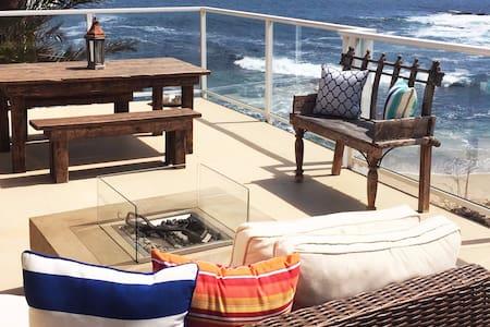 Stunning Beachfront Private Studio, Best Location! - Laguna Beach - Apartment