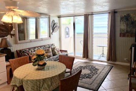one bedroom beachside condo - 豪烏拉(Hauula) - 公寓