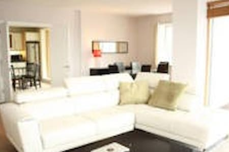 Room with private bathroom - Ringsend - Apartamento