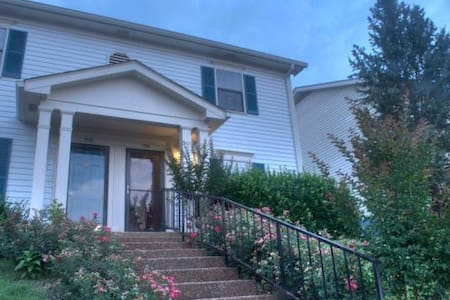 South Nashville 2 bedroom townhome - Stadswoning